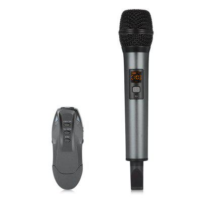 K18 - V UHF Bluetooth Wireless Microphone for iOS Android