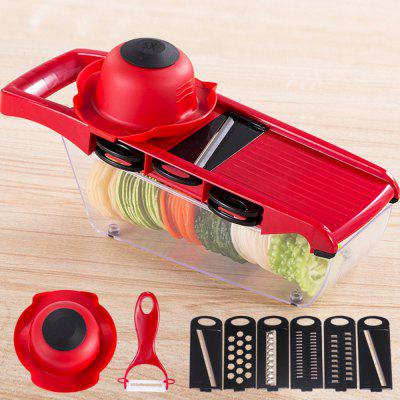 ZS - 8983 Vegetable Fruit Slicer Cutter Kitchen Magic Tool