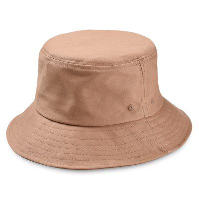YJP - A164 Pure Cotton Flat Top Fisherman Camping Hat
