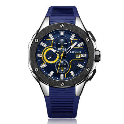 MEGIR MN2053 Men Quartz Watch