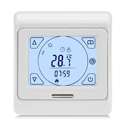 Weekly Programming Touch-screen Heating Thermostat