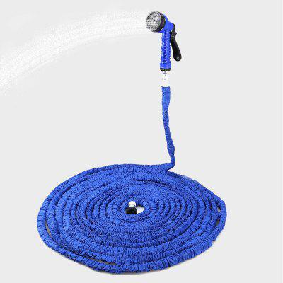 175FT Expandable Garden Water Hose with 7 Modes Spray Gun