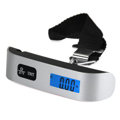 Hostweigh NS - 14 Mini LCD Electronic Scale Thermometer