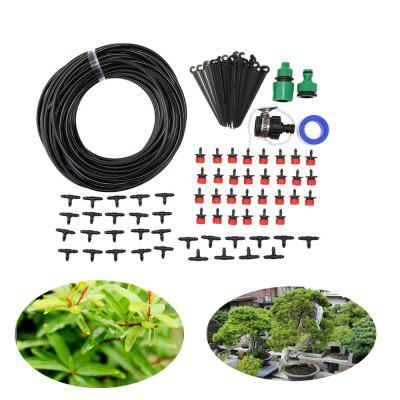 DIY Drip Irrigation Tool Kit Automatic Watering System Set - MULTI в магазине GearBest