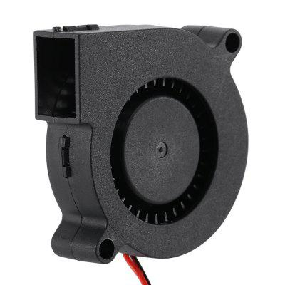 Anet 5015 Ultra-tichý Turbo Small Fan
