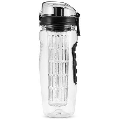 Portable Fruit Water Bottle Space Cup for Outdoor Sports