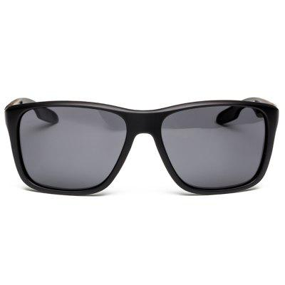 Refurbished TOMYE P6023 2018 New PC Square Frame Driver Polarized Sunglasses