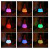 AJ - 219 235ml Aromatherapy Humidifier with Night Light Auto Off Low Noise - WOOD
