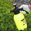 2L Air Pressure Type Water Sprayer Kettle for Garden Lawn Plant Irrigation - YELLOW