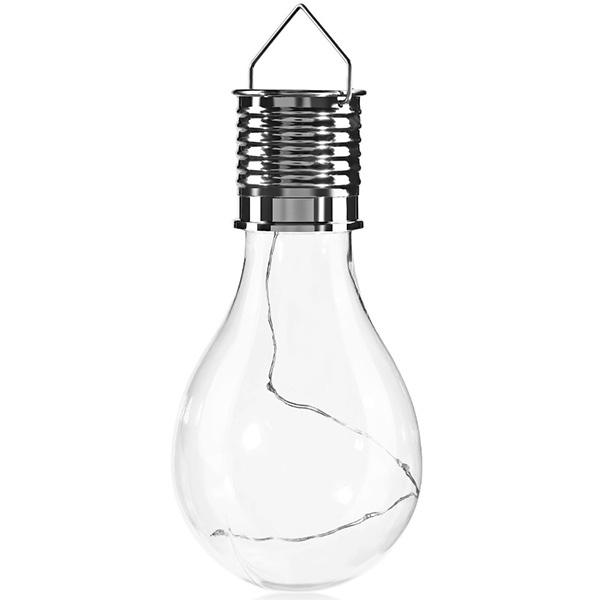 Solar Energy Copper Wire Hanging Lamp Bulb