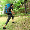 Outlife 8811 Outdoor Backpack with 60L Large Capacity - LIGHT BLUE