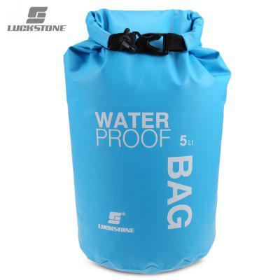 LUCKSTONE Drifting Water Resistant Ultralight 2L / 5L Dry Bag