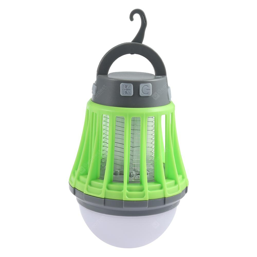 Utorch 2-in-1 Vandtæt Mosquito Killer Lampe Camping Light