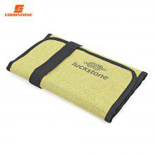 Luckstone Folding Rock Climbing Equipment Quickdraw Collection Arrange Bag