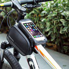 ROSWHEEL Double Pouch Bike Phone Bag