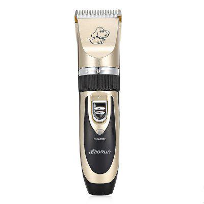 938 Rechargeable Cordless Dog Hair Clipper with Grooming Kit for House Animals