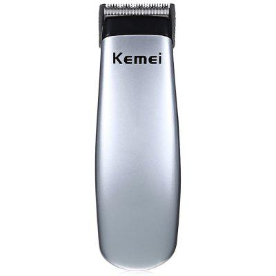 Kemei KM - 666 Mini Electric Beard Razor Hair Trimmer Clipper 100v 240v kemei hair trimmer rechargeable clipper hair cutting beard shaving machine professional electric shaver razor barber