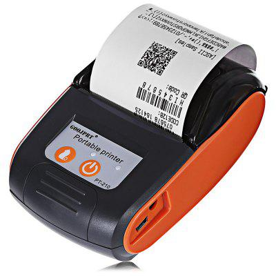 GOOJPRT PT - 210 58MM Mini Bluetooth Thermal Printer