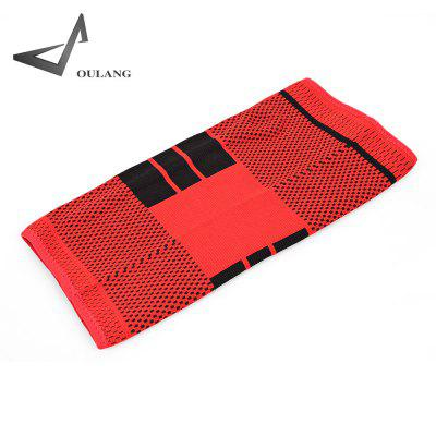 OULANG Knitting Sport Knee Pad Sleeve Collision Avoidance Protective Gear