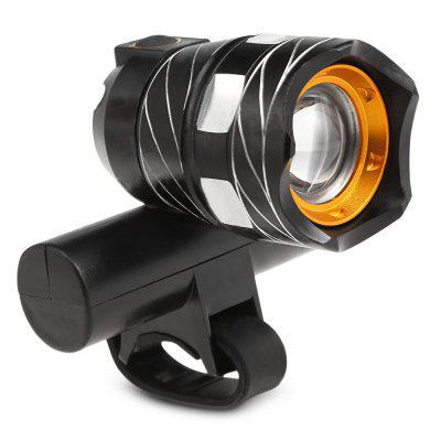 300 Lumens Mini USB Rechargeable Cycling Mountain Bike LED Headlight