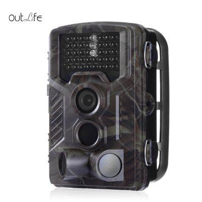 Outlife HC - 800M 16MP Digital 2G Hunting Night Vision Camera with GSM / GPRS