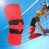 Silicone Anti-collision Support Knee Pads - ROJO