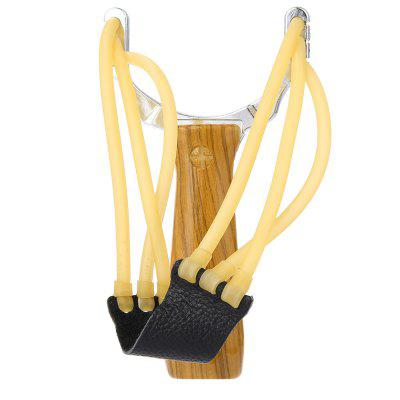 Powerful Zinc Alloy Slingshot