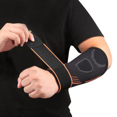 OULANG Knitted Sports Elbow Sleeve Brace