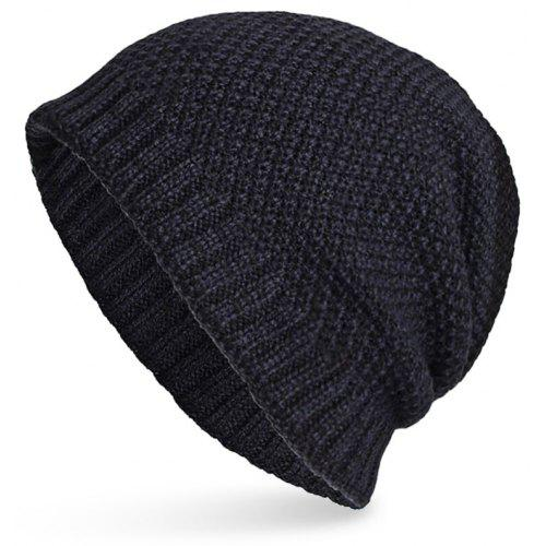 27cb41db230 Knitted Wool Cap Fluff Inside Corn Niplet Pullover Casual Outdoor ...