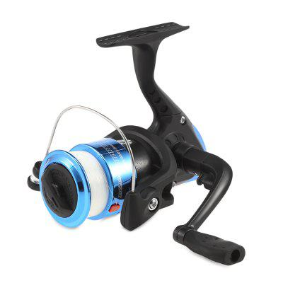 3 Ball Bearings Spinning Fishing Reel with Line