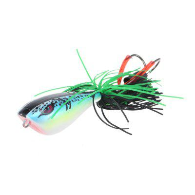 Artificial Frog Lure ABS Plastic Hard Fishing Bait