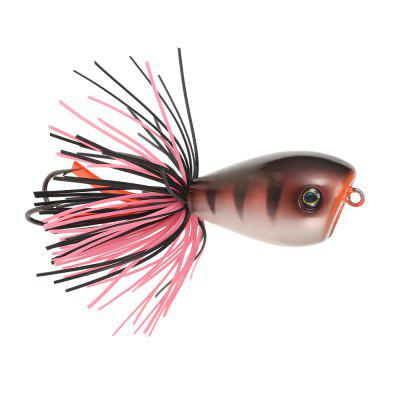 Artificial 3D Frog Lure Hard Fishing Bait