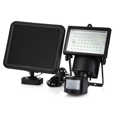 SL - 60 LED Lámparas de seguridad solar
