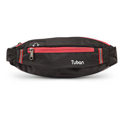 Tuban Sports Water Resistant Mini Fitness Equipment Small Belt Bag