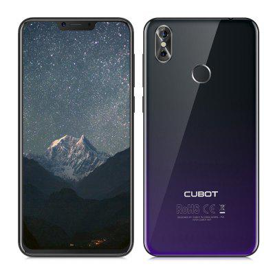 Refurbished CUBOT P20 4G Phablet 6.18 inch Android 8.0 MTK6750T Octa Core