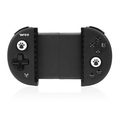 FlyDiGi Wee Mobile Game Bluetooth Non-vibration Stretchable Handle Controller