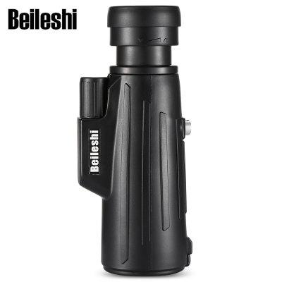 Beileshi 10X52 131M / 1000M Monocular Telescope HD Optic Lens