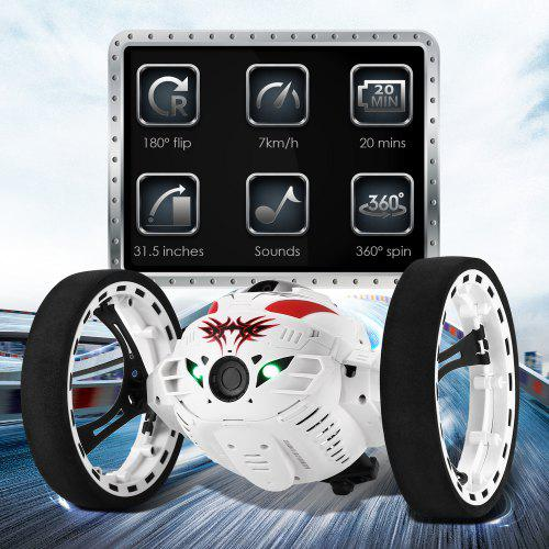 GBlife 2.4GHz Wireless Bounce Car for Kids