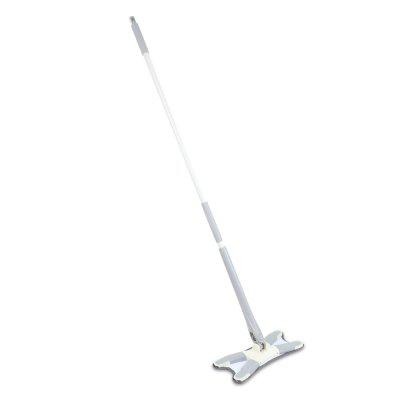 Wet Dry Dual Use Flat Mop Hands-free Floor Cleaning Tool