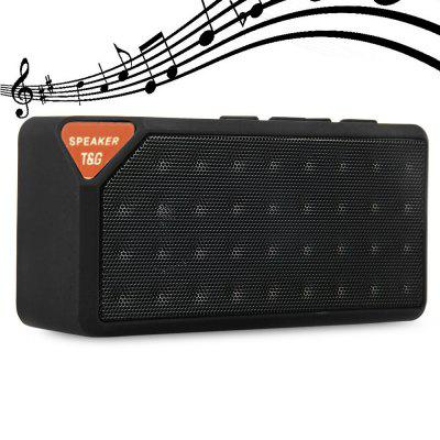 Cube X3 Speaker Mini Nirkabel Bluetooth V2.1