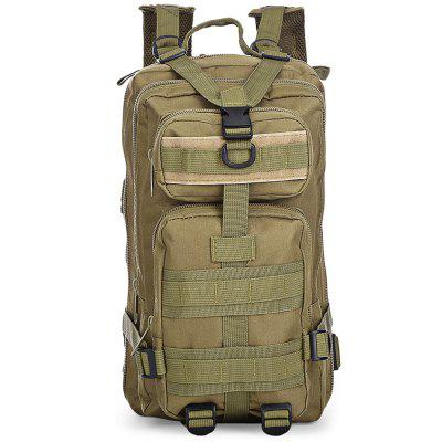 Guapabien Casual Military Equipment Camping Sports Men Backpack