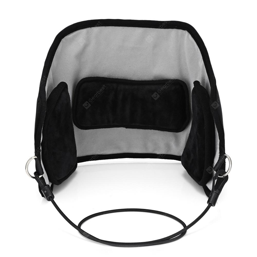 Neck Hammock for Neck Pain Relief - Black