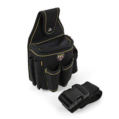 FASITE Multifunctional Electrician Package Tool Bag with Waist Belt