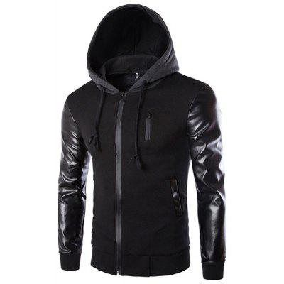 Men's Wear Hooded Jacket
