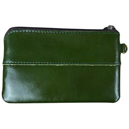 777a1a5511d3 MVA 8118 Large Capacity Cowhide Wallet Coin Purse -  10.80 Free  Shipping