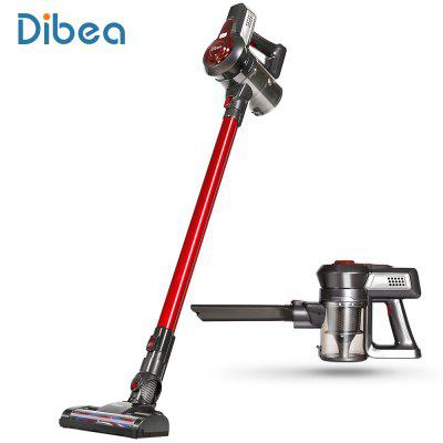 Dibea C17 2-in-1 Cordless Upright Vacuum Cleaner - LAVA RED PSE