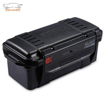 EDC Gear Outdoor Survival Water Resistant Storage Case
