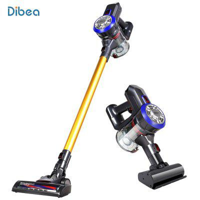 Dibea D18 Cordless Vacuum Cleaner with Motorized Brush - GOLD PSE