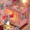 CUTEROOM H - 012 - A Wooden Doll House - Blossom Age - COLORMIX