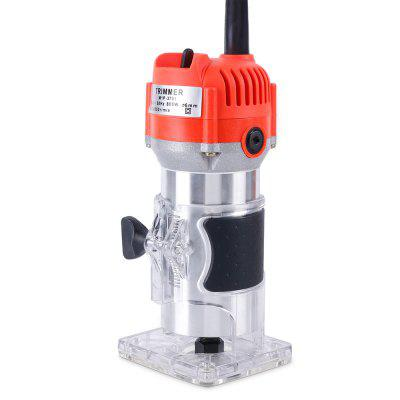 800W 30000rpm Electric Hand Trimmer Router Wood Carving Machine
